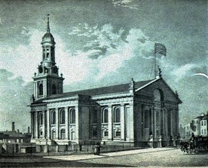 St Alphege Church Greenwich