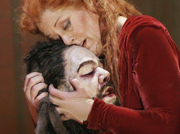 Richard Strauss Salome opera Oscar Wilde Deborah Voigt