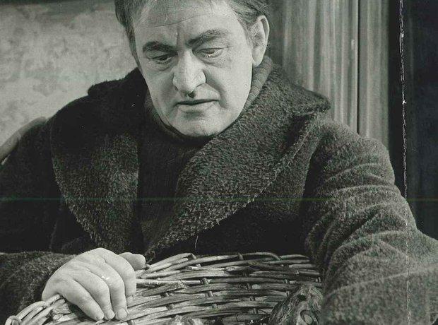 Peter Grimes Ronald Dowd Sadlers Wells