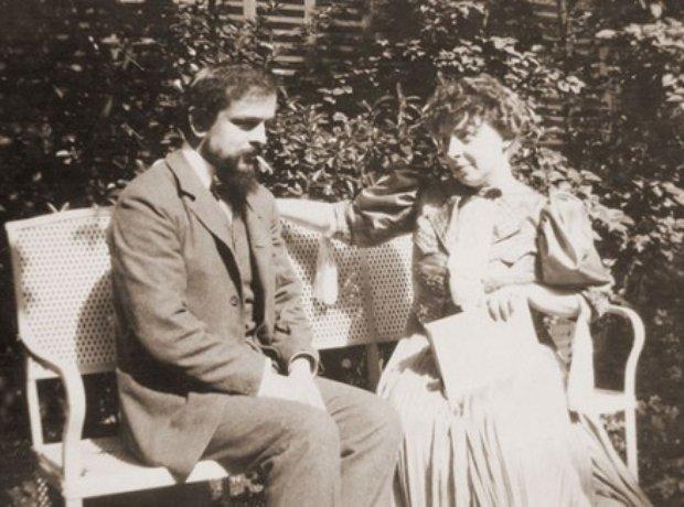 Claude Debussy Emma Bardac