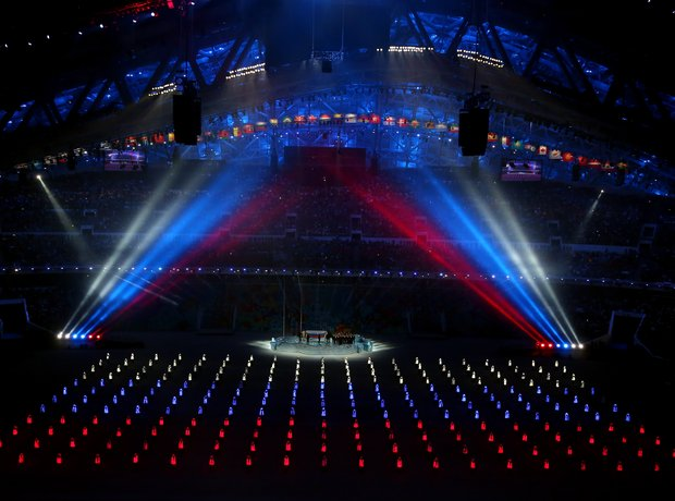 Winter Olympics Sochi 2014: Opening Ceremony