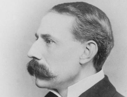 Edward Elgar moustache