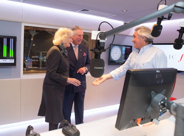HRH the Prince of Wales and Duchess of Cornwall vi