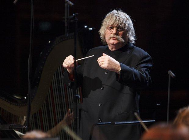 Karl Jenkins Classic FM live composer Wales
