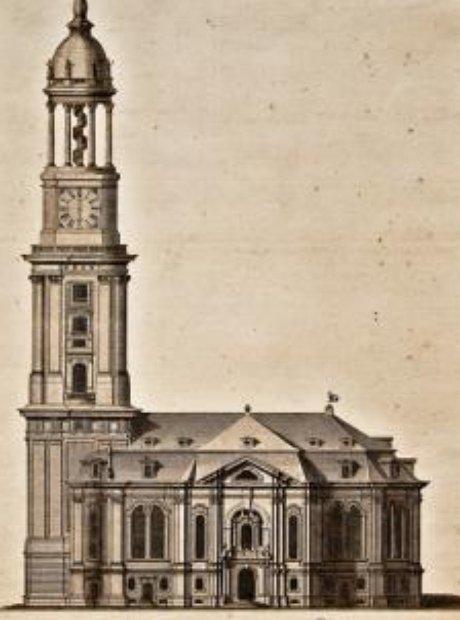 C.P.E. Bach church composer Hamburg