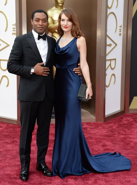 Chiwetel Ejiofor at the Oscars 2014