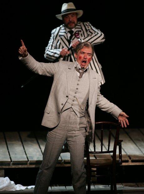 Death Venice Thomas Mann Britten opera Alan Oke Bregenz