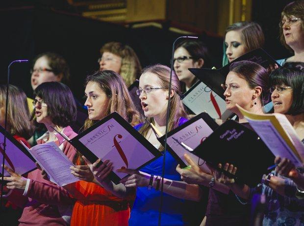 Crouch End Festival Chorus Classic FM Live 2014