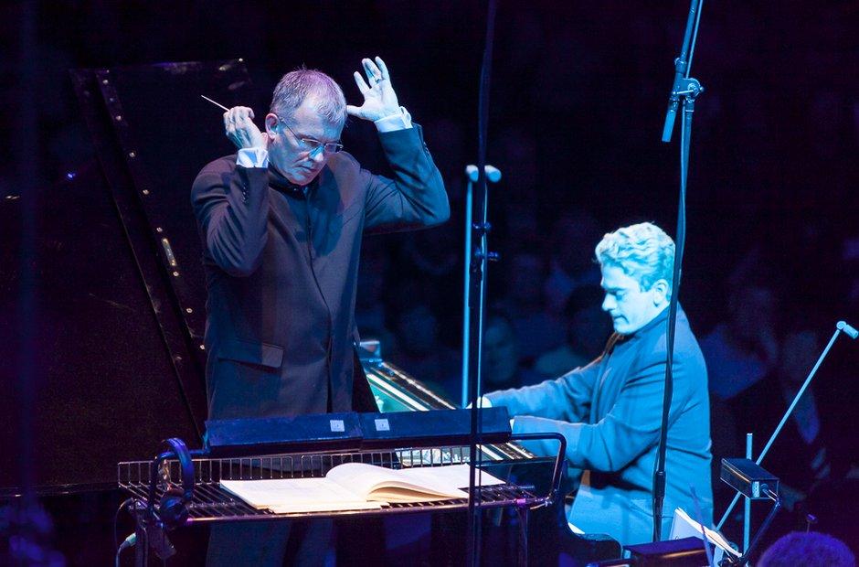 Joseph Moog and Martin Yates at Classic FM Live 20