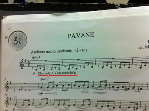 viola score joke