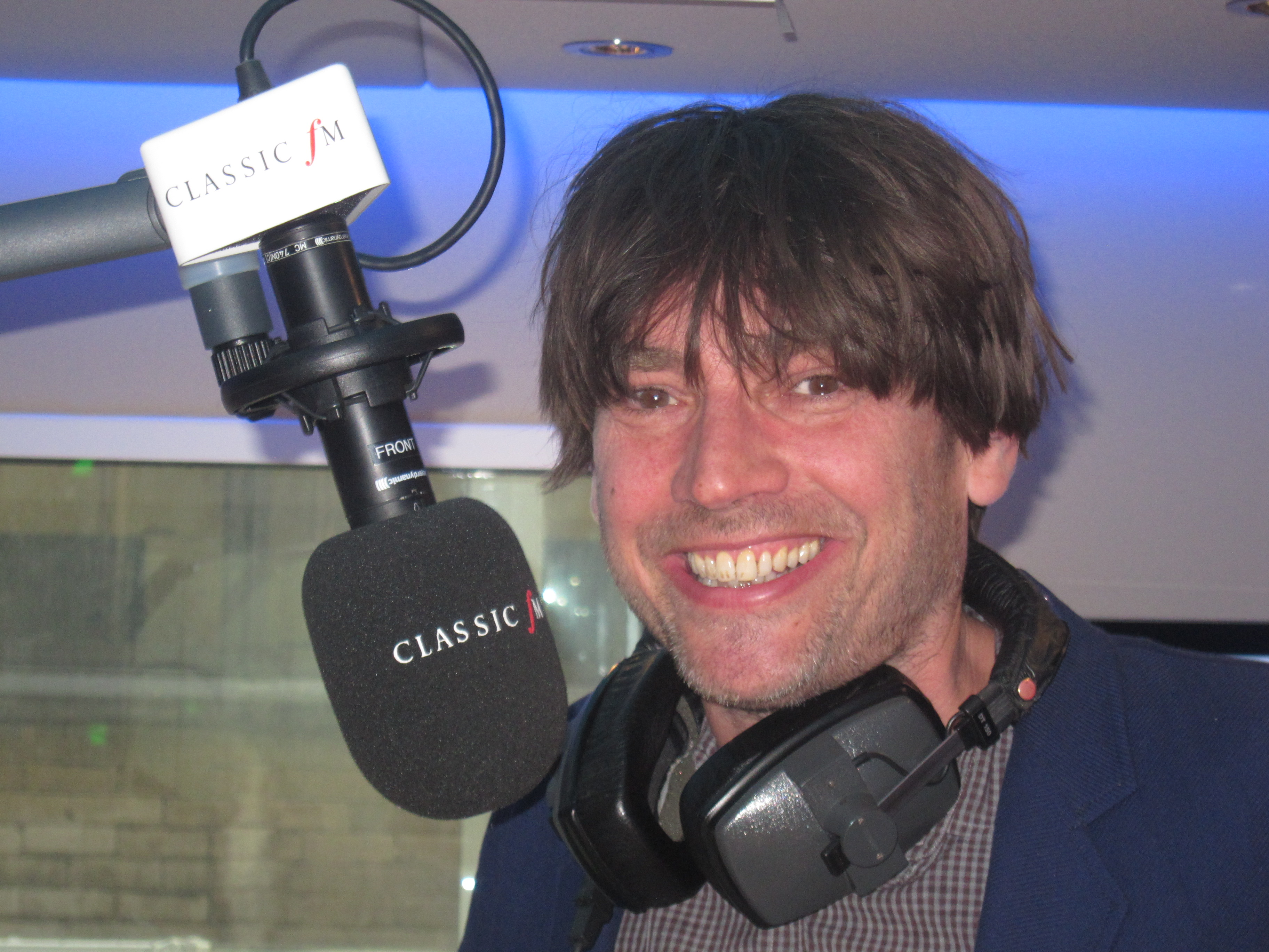 Alex James studio