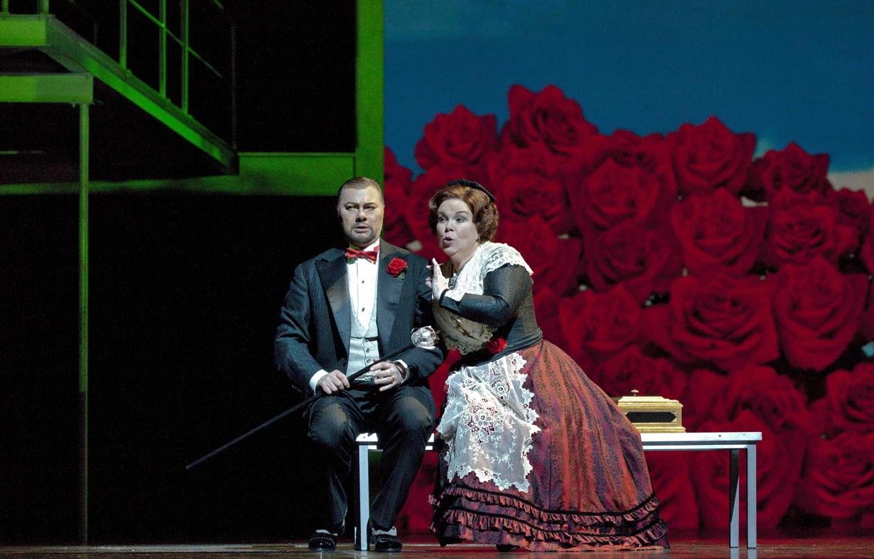 Wendy white faust met opera