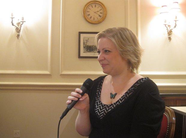 Emma Smith soprano Royal Opera Chorus