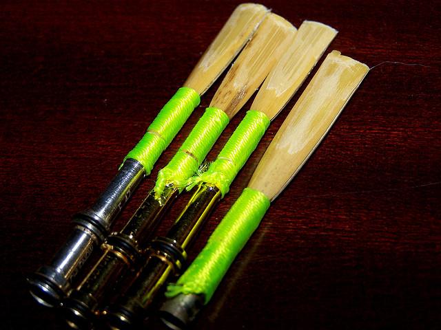 bad oboe reeds