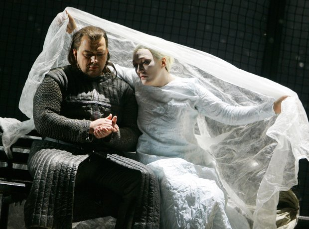 Kundry Wagner Parsifal Fritz Schuster Berlin