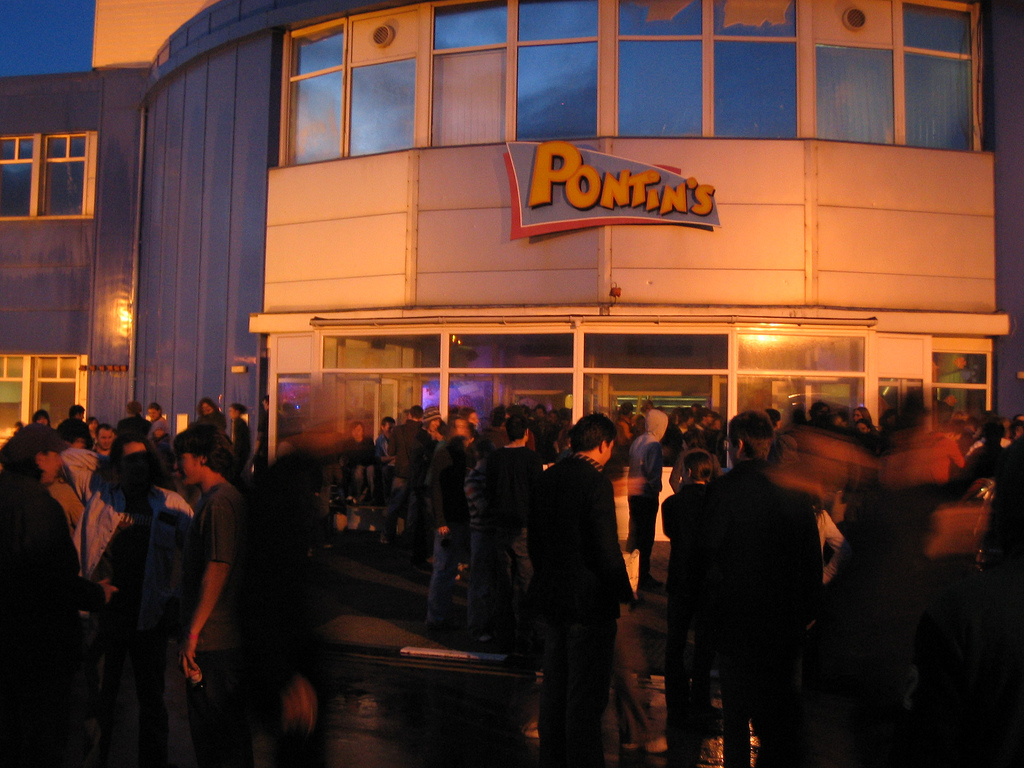 Pontin's Camber Sands