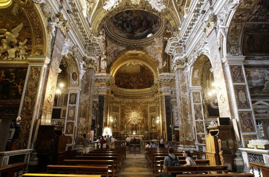 Rome city musical venues
