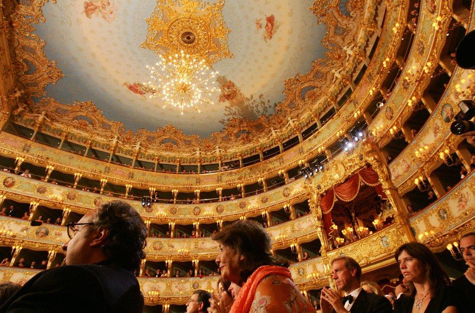 Venice La Fenice
