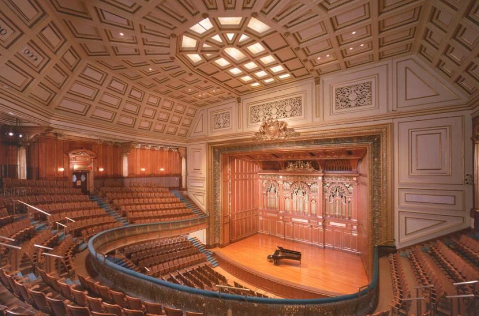 Jordan Hall Boston Conservatory