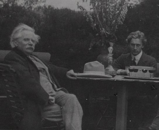 Percy Grainger Edvard Grieg