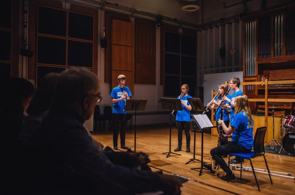 Berkshire Maestros Newbury Music Centre Clarinet C