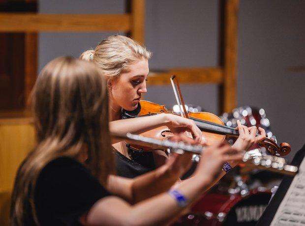Centre for Young Musicians Flute & String Quartet