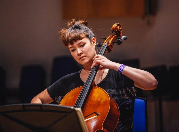 Centre for Young Musicians String Quartet B