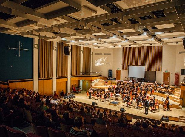 Chelmsford County High School for Girls Symphony O