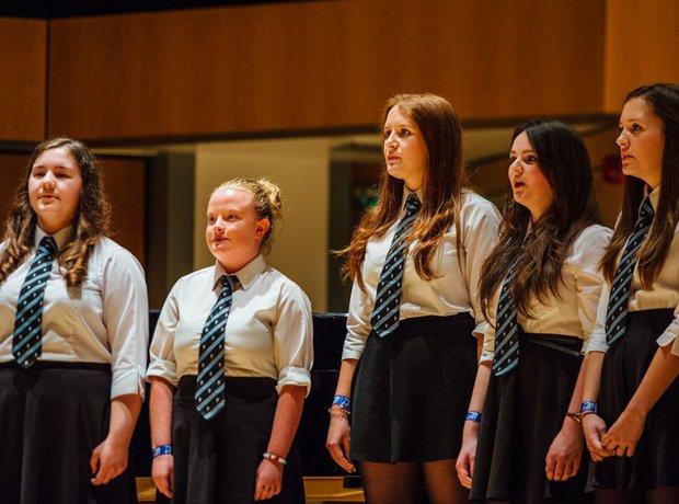 Croesyceiliog School Chamber Choir