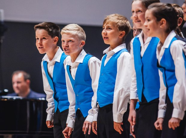 Kent College Choristers Music For Youth National F
