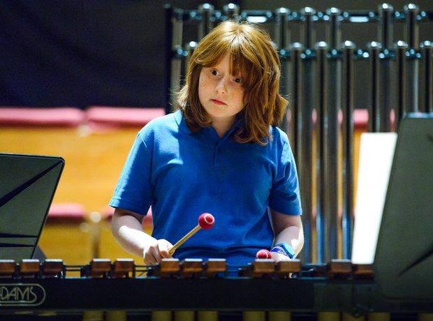 Pinewood School Percussion Ensemble