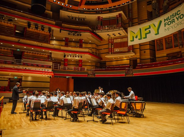 RGS First Wind Band