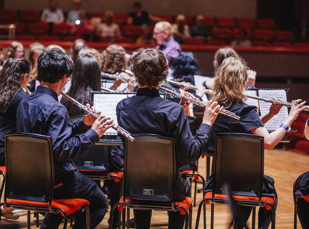 South Gloucestershite Youth Wind Orchestra
