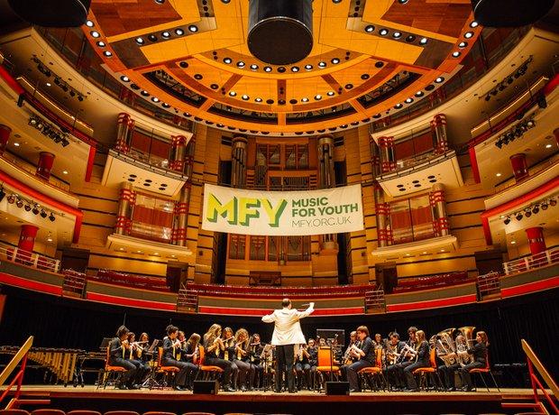 St. Aidan's C of E High School Symphonic Wind Band