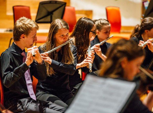 St. Aidan's C of E High School Symphony Orchestra