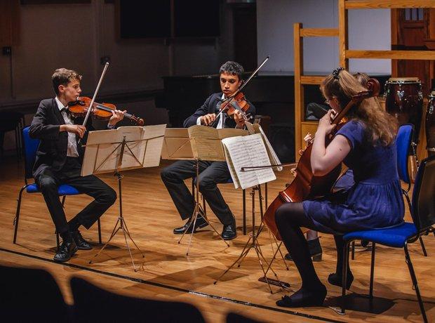 Vuillame Quartet