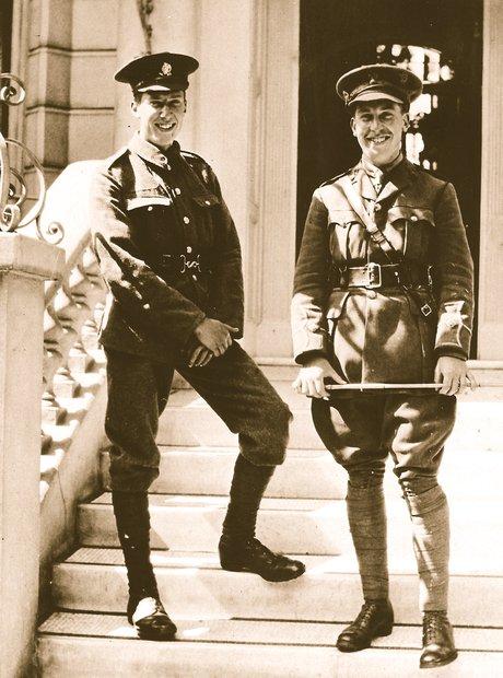 Arthur Bliss brother Kennard Bliss army war