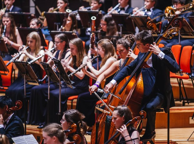 Bradford Youth Orchestra and Newby Primary School