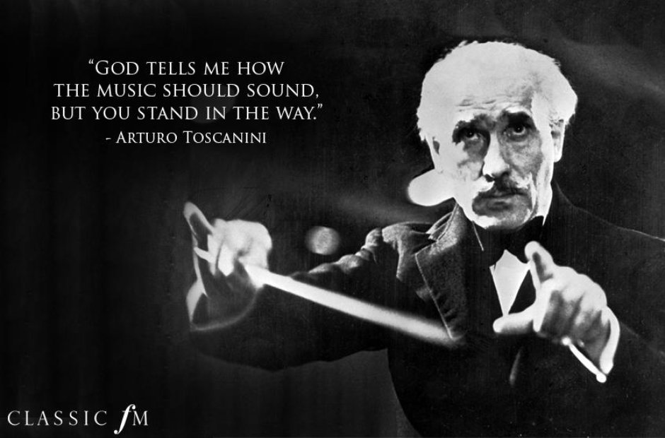 Conductor insults