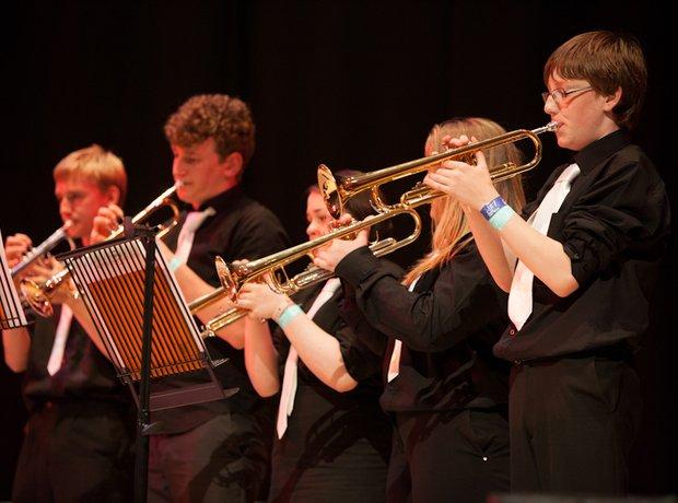 The Blue Coat School Jazz Orchestra