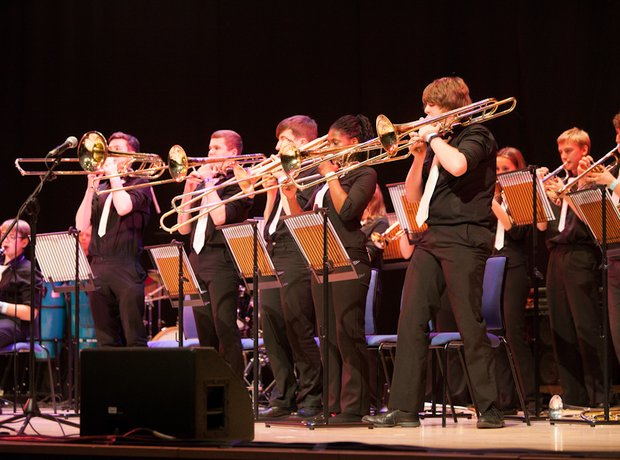 The Blue Coat School Jazz Orchestra