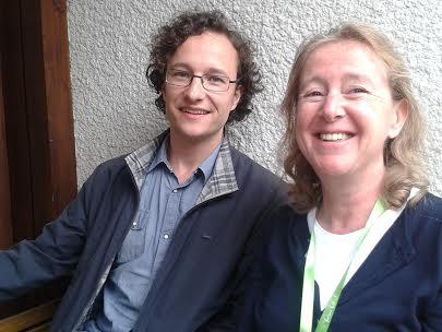 Anne-Marie Minhall Verbier 2014 Martin Helmchen