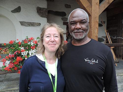 Anne-Marie Minhall Verbier 2014 Willard White