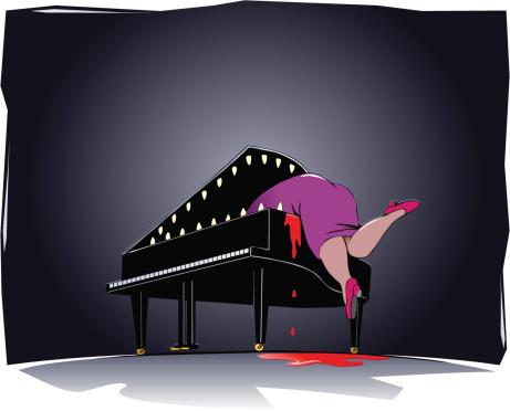 killer piano