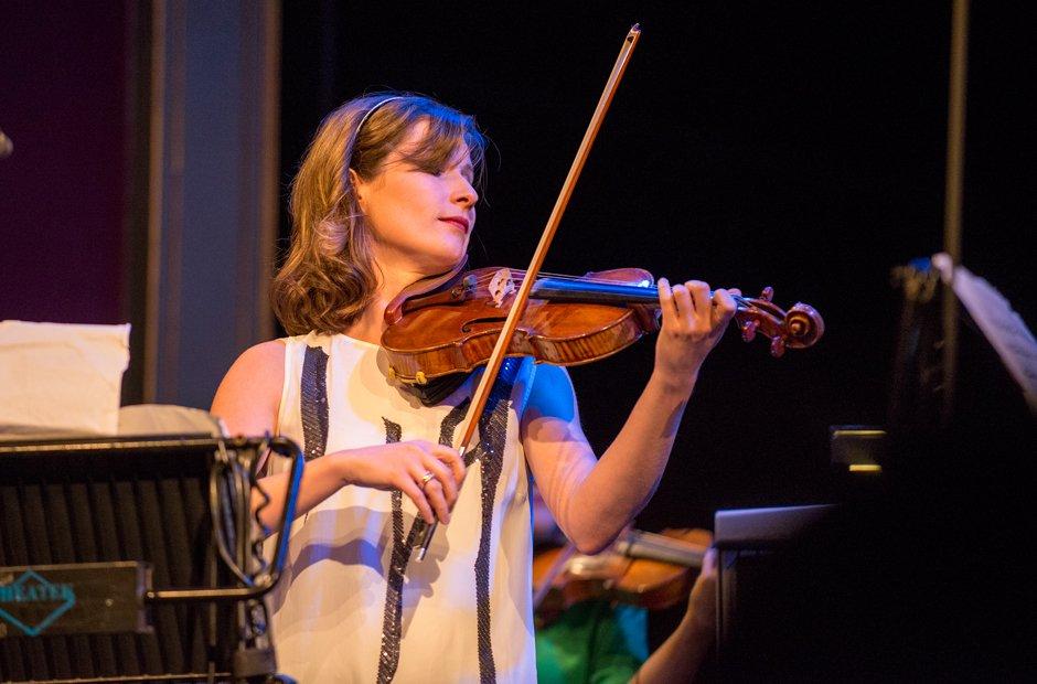 Lisa Batiashvili live at the Bristol Proms