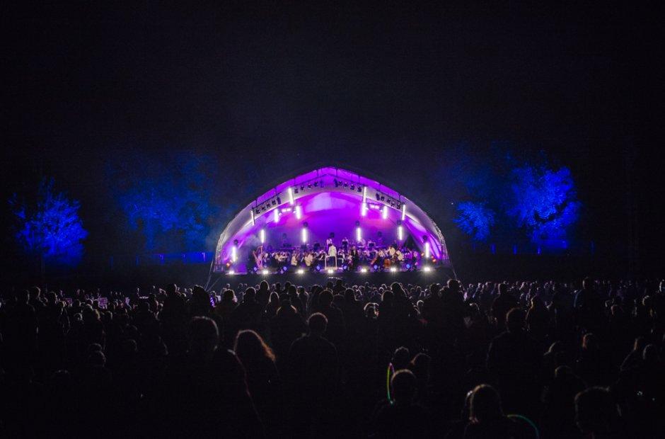 Derby Live at Darley Park 2014