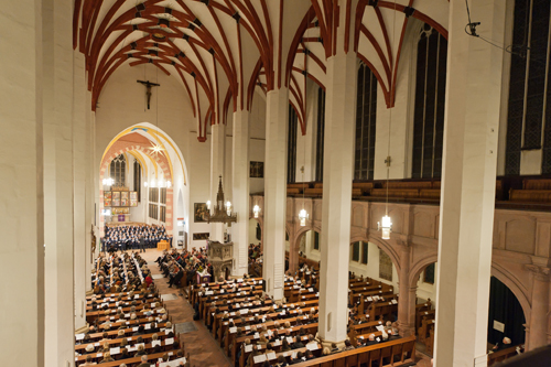 St Thomas Boys choir - Leipzig Tourism