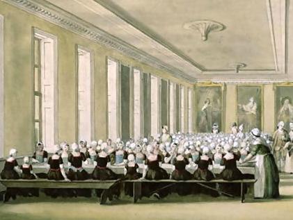 Handel Foundling Hospital London