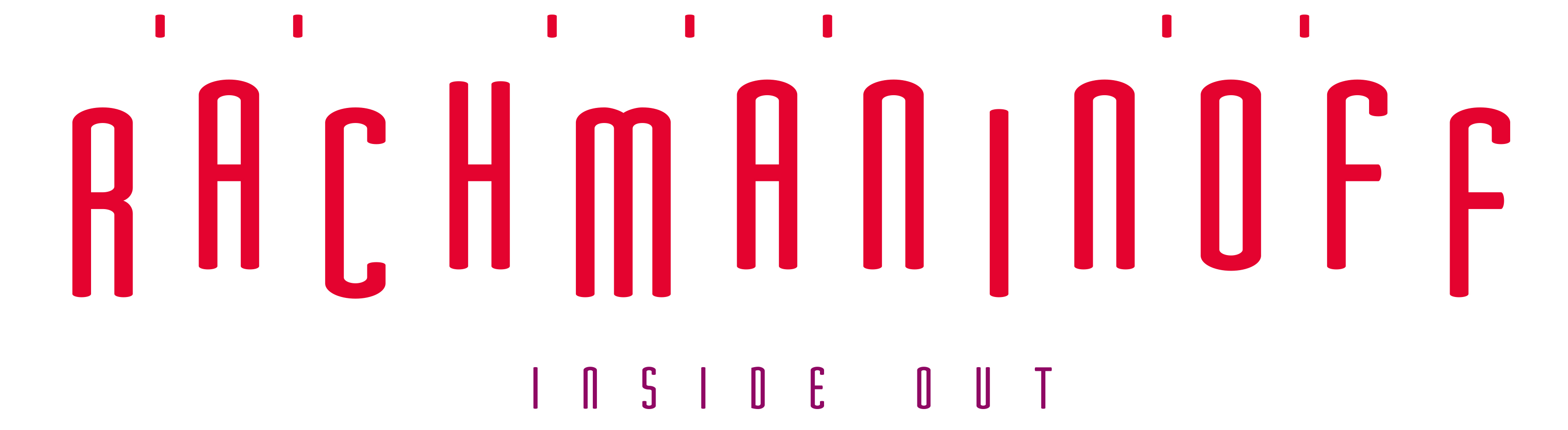 Rachmaninoff inside out logo