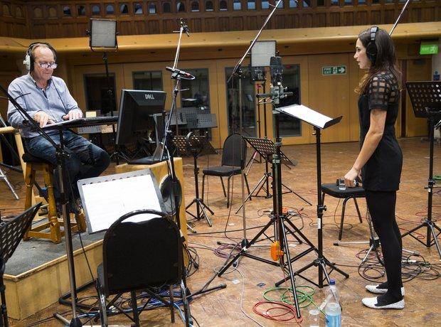 Laura Wright Classic FM Charity Single Global Make